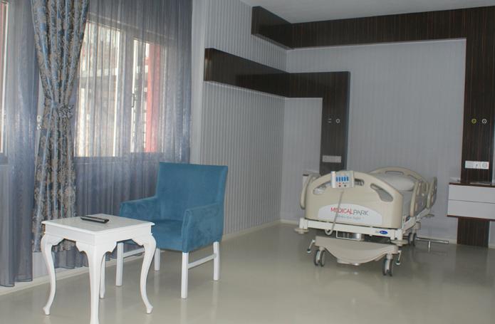 مستشفى ميديكال بارك الطبية TIBB_ PARK G_ztepe 002