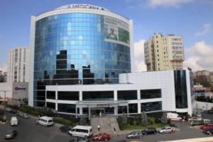 مستشفى ميديكانا إسطنبول الدولى