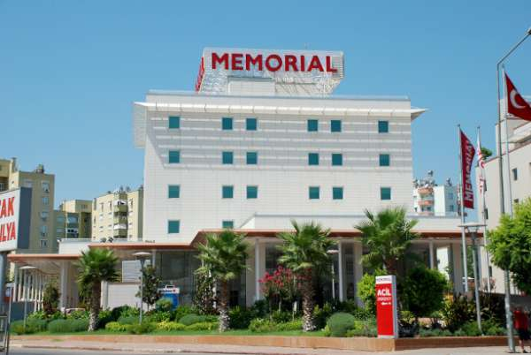 مستشفى ميموريال في أنطاليا