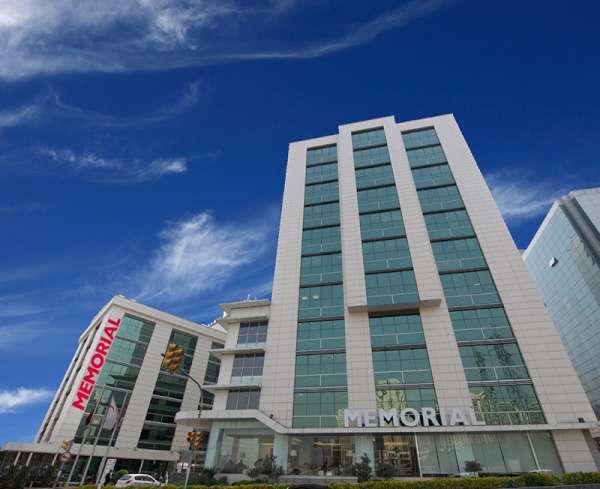 مستشفى ميموريال أتاسهير في إسطنبول