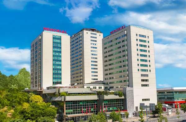 مستشفى ميموريال شيشلي في اسطنبول